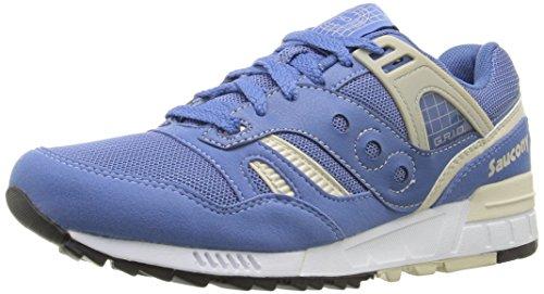 Originaux Saucony Grid Chaussures De Sport Sd Mens Bleu Clair