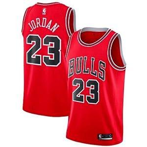 Chico Hombre NBA Michael Jordan # 23 Chicago Bulls Retro ...