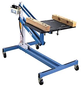 OTC 1585A Power Train Lift with Tilting Plate