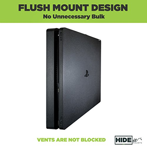 HIDEit 4S Mount PlayStation 4 Slim Wall Made In