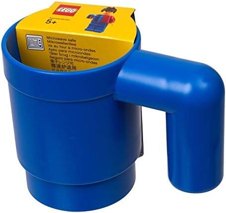 Lego Upscaled Mug -BLUE