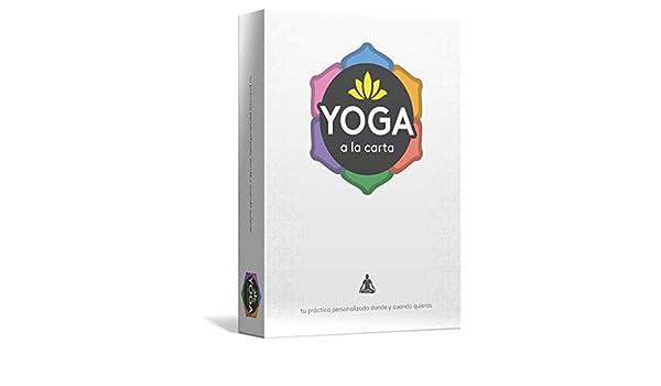 Yoga a la carta: Amazon.es: Deportes y aire libre