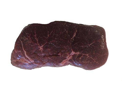 Bison Sirloin Steak 8 Oz. (Case of 20) (Buffalo Steak)