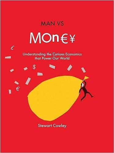 Book Man vs Money: Understanding the curious economics that power our world