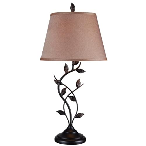 Family room lamps amazon kenroy home 32239orb ashlen table lamp 30 x 15 x 15 oil rubbed bronze finish aloadofball Gallery