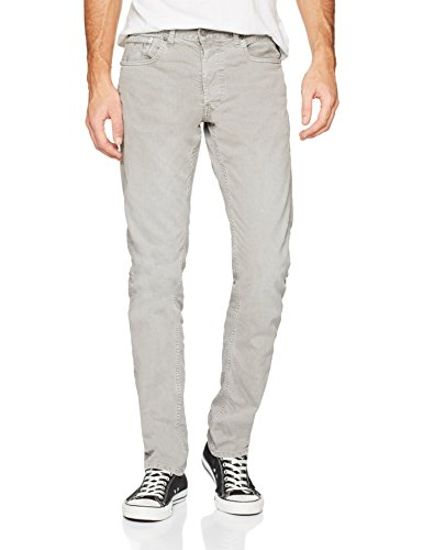 110 Jeans Slim Grover Uomo Grigio Replay light Grey 01aSxxA