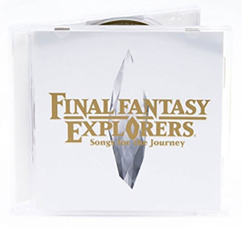 Price comparison product image Final Fantasy Explorers Music CD