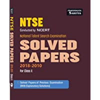 NTSE CLASS 10 SOLVED PAPERS …Eng Edn.