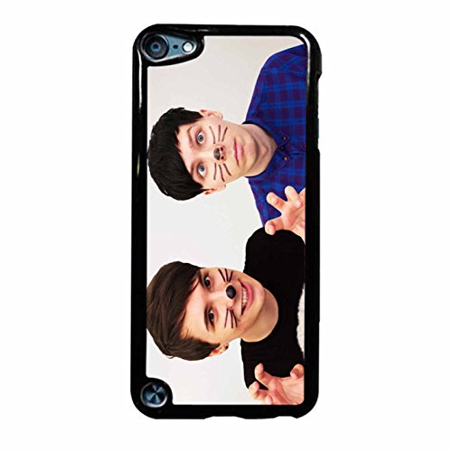 Dan And Phil iPod Touch 5 Case Cover (Nero Plastic)