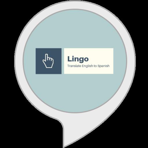 My Lingo - English to Spanish Translator