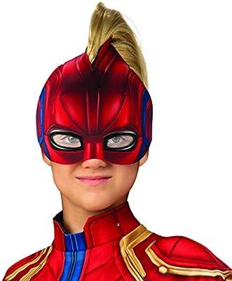 Rubies 700594 - Disfraz Captain Marvel Disfraz, Multicolor, Large ...