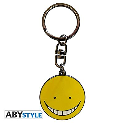 ASSASSINATION CLASSROOM Keychain Koro sensei by Abystyle: Toys & Games