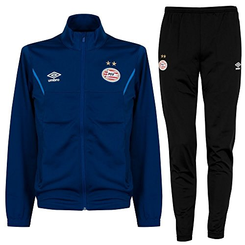 86fdfcf6149 Umbro PSV Training Tracksuit 2017/2018 - Navy/Black - S