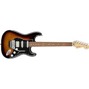 Fender Player Stratocaster Floyd Rose HSS – PF – 3-Tone Sunburst