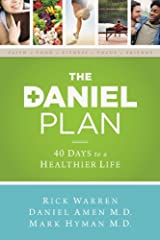 Feast on Something Bigger than a Fad              This six-session video-based small group study from Rick Warren (guide sold separately), Dr. Daniel Amen, and Dr. Mark Hyman is centered on five essentials that will launch you...