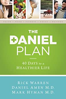 Daniel Plan Days Healthier Life ebook product image