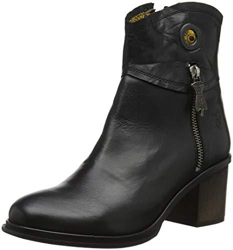 Black Fly Ankle Boots Black London Women's 000 Anok355fly rnvHcFZOyv