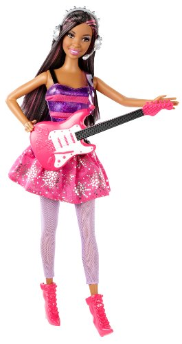 Barbie Careers Rock Star Doll 2, Brunette