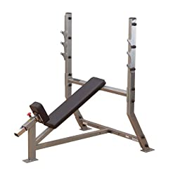 Body-Solid SIB359G ProClub Line Olympic Incline Bench