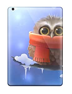 Kara J smith's Shop New Super Strong Baby Owl Tpu Case Cover For Ipad Air 8595026K40388217