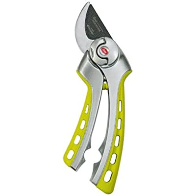 Clauss AirShoc Titanium Non-Stick Full Size Pruner with Replaceable Blade System and Anti-microbial