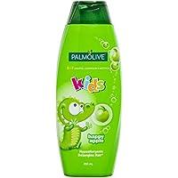 Palmolive Palmolive Kids 3 in 1 Hypoallergenic Shampoo, Conditioner & Bodywash Happy Apple 350mL, Apple, 350-ml, 350 ml