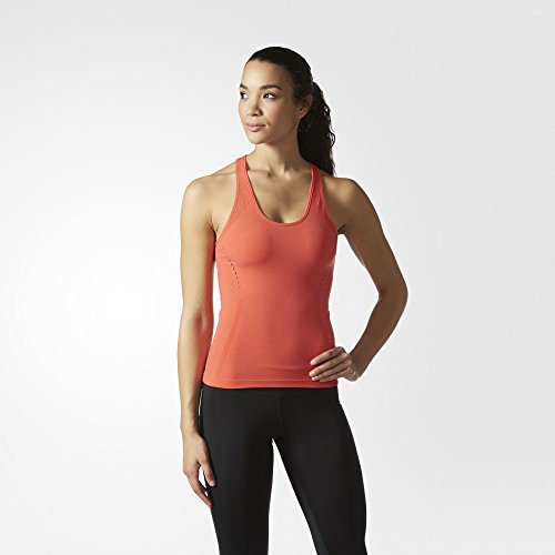 - Adidas Wanderflow Warp Knit Tank Top   Size: Large
