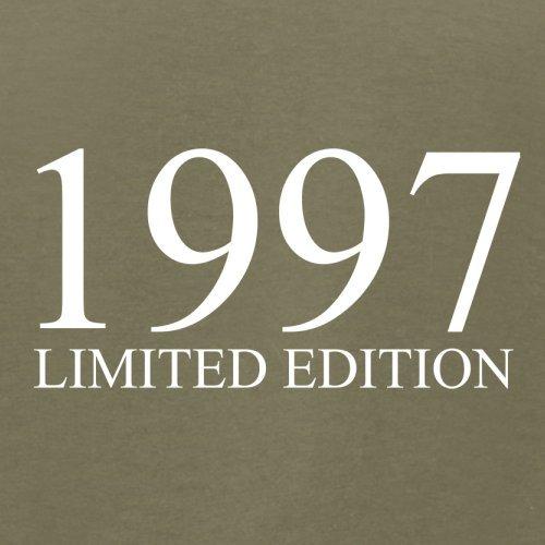 1997 Limierte Auflage / Limited Edition - 20. Geburtstag - Herren T-Shirt - Khaki - XL