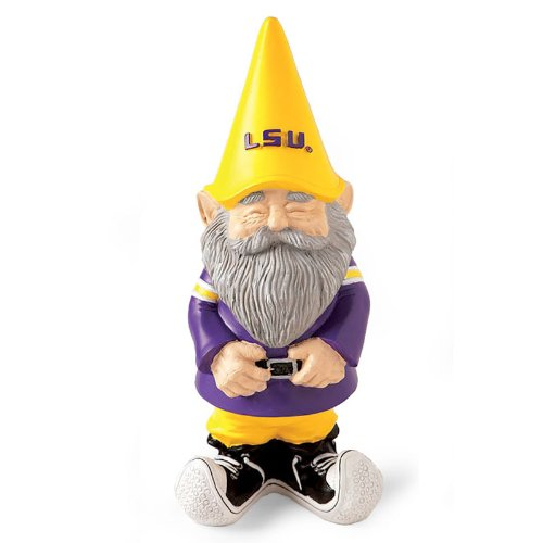 NCAA Louisiana State University Garden Gnome