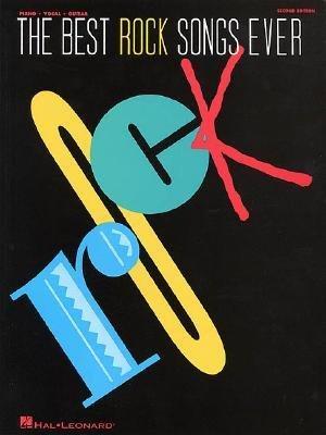 [(The Best Rock Songs Ever)] [Author: Hal Leonard Publishing Corporation] published on (November, 1990) ()