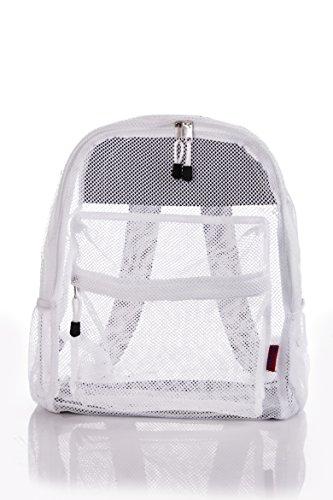 All White Backpack - 7