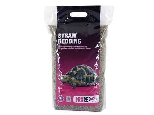 (3 Pack) Prorep - Straw Bedding 10L