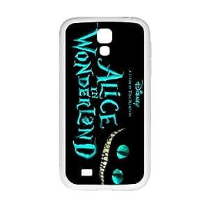 Happy Alice In Wonderland Case Cover For samsung galaxy S4 Case