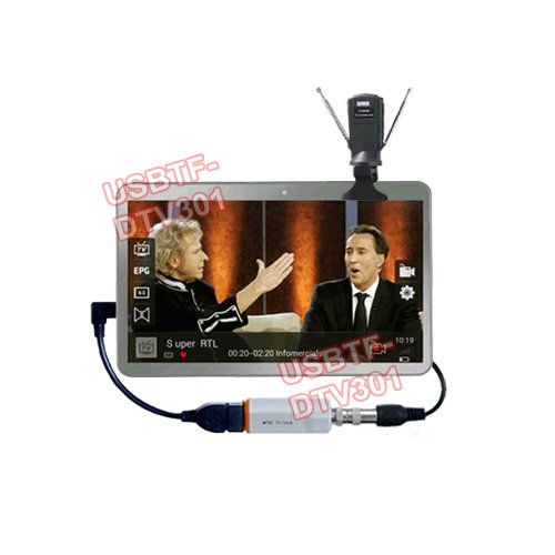 Digital ATSC Antenna HD TV Tuner Module For All Android Devices by AllAboutAdapters (Image #3)