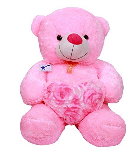 Toys Lover Soft Teddy Bear 90 cm Color Pink