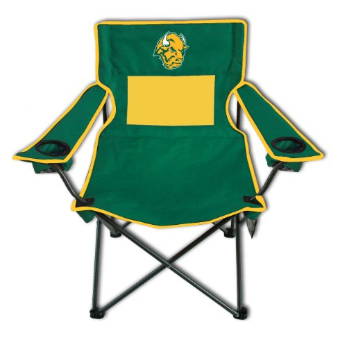 Rivalry NCAA North Dakota State Bison Monster Mesh Folding Chair