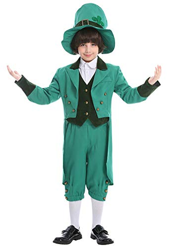 with Leprechaun Costumes for Boys design