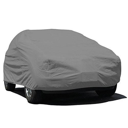 Budge Platinum SUV Cover Fits Full Size SUVs up to 210 inches, UGKF-2 - (Dupont Tyvek, Platinum Gray) (2014 Nissan Pathfinder Platinum compare prices)
