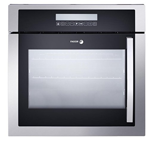 Fagor 6HA-200TLX Convection Wall Oven with Left Hand Touch Controls and 4 Cooking Programs, 24-Inch (Drop Ship Program)