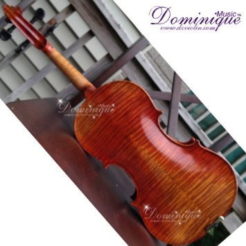 Old Spruce D Z Strad Violin Model 609 Full Size 4/4 Handmade with European Tonewoods with France BAM Case by D Z Strad