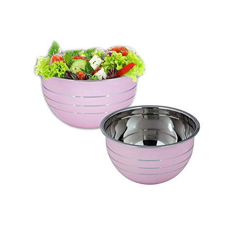 kosma-set-of-2-premium-stainless-steel-deep-mixing-bowl-salad-bowl-in-pink-colour-exterior-and-mirro