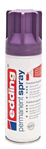 edding® permanent spray, seidenmatt Lila