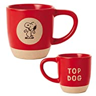 Hallmark Peanuts Snoopy Top Dog Mug