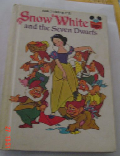 Snow White & the Seven Dwarfs (Disney's Wonderful World of Reading) (Disney Seven Dwarfs)