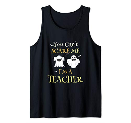 Scary Teacher Costumes Svg - You Can't Scare Me I'm a