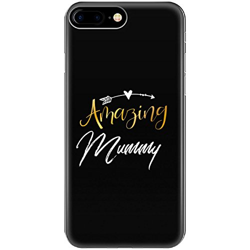 Amazing Mummy Name Gift Mothers Day Present Grandma - Phone Case Fits Iphone 6 6s 7 8 (Amazing Mummies)