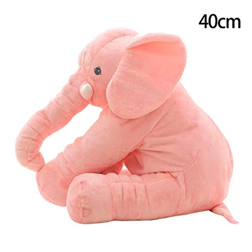 Cute Little Toy - HOTUEEN Kids Children Baby Girls Cotton Blend Plush Cute Elephant Doll Toys Plush Puppets