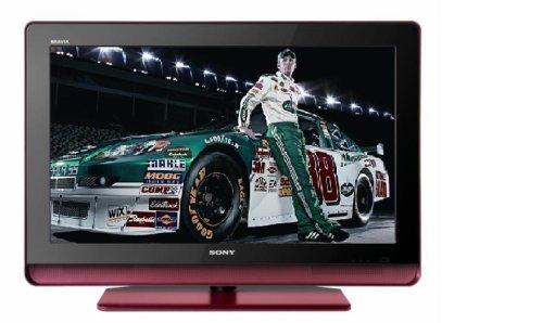 Sony Bravia M-Series KDL-32M4000/R 32-Inch 720p LCD HDTV, Red ()