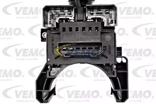 Wiper Switch Black VEMO Fits VW SKODA AUDI SEAT Bora New Beetle II 4B0953503E