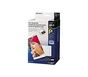 Sony  (SVM-F120P/2) Photo Printer Paper 120 sheets